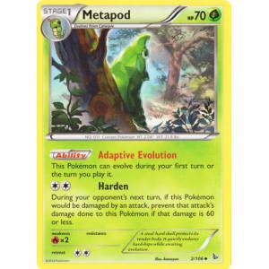 Metapod - 2/106
