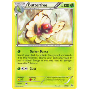 Butterfree - 3/106