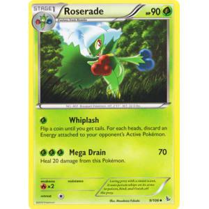 Roserade - 9/106