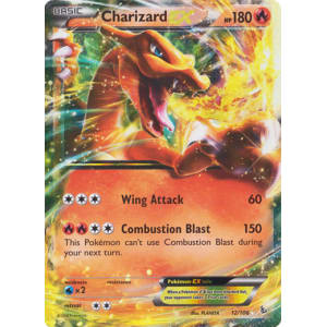 Charizard-EX - 12/106