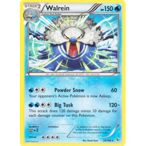 Walrein - 26/106