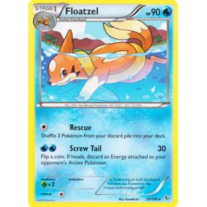 Floatzel - 29/106