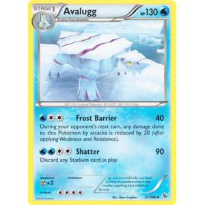 Avalugg - 31/106