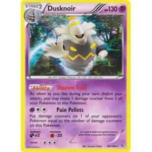 Dusknoir - 40/106