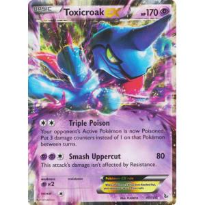 Toxicroak-EX - 41/106