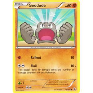 Geodude - 45/106