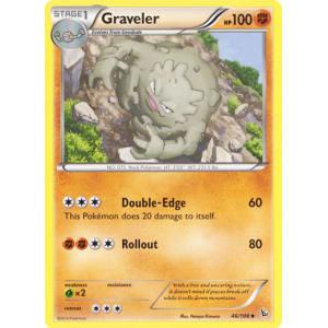 Graveler - 46/106