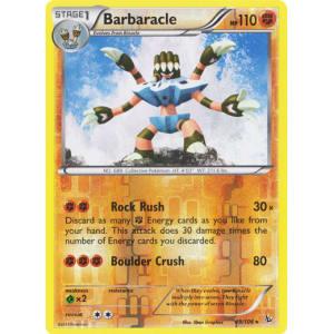 Barbaracle - 49/106 (Reverse Foil)