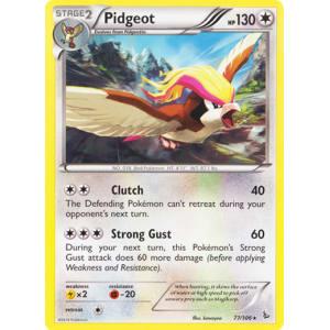 Pidgeot - 77/106