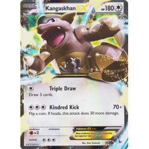 Kangaskhan-EX - 78/106