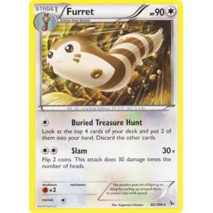 Furret - 82/106