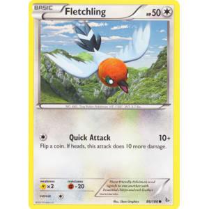 Fletchling - 86/106