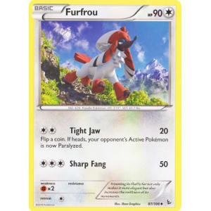 Furfrou - 87/106