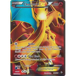 Charizard-EX (Full Art) - 100/106