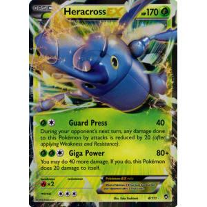 Heracross-EX - 4/111