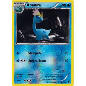 Amaura - 25/111 (Reverse Foil)