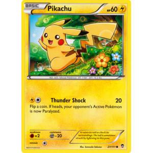 Pikachu - 27/111