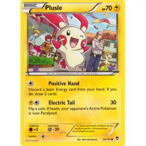 Plusle - 31/111