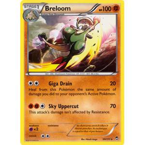Breloom - 50/111