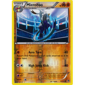 Mienshao - 57/111 (Reverse Foil)