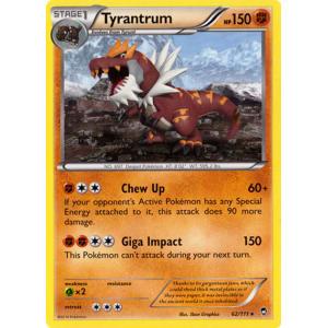 Tyrantrum - 62/111