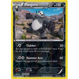 Pangoro - 68/111 (Reverse Foil)