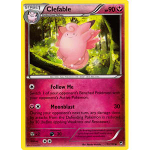 Clefable - 71/111