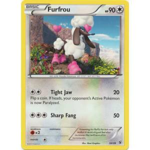 Furfrou - 33/39