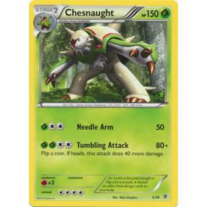 Chesnaught - 5/39 - NON-HOLO