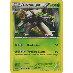Chesnaught - 5/39 - HOLO