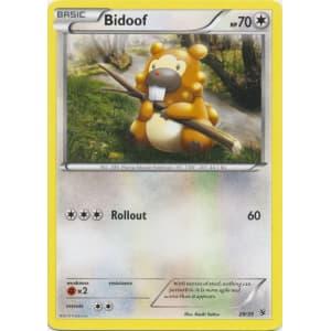 Bidoof - 29/39