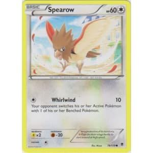 Spearow - 78/119