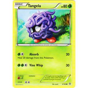 Tangela - 4/160