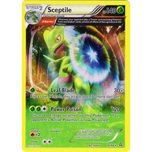 Sceptile - 9/160