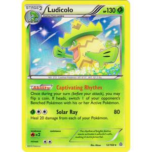 Ludicolo - 12/160