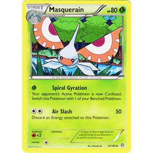 Masquerain - 14/160