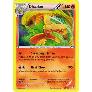 Blaziken - 28/160