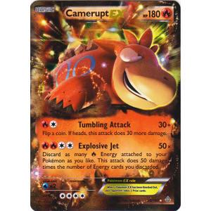 Camerupt-EX - 29/160