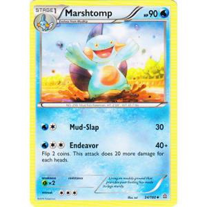 Marshtomp - 34/160