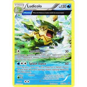 Ludicolo - 37/160