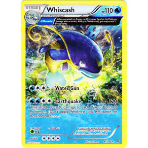 Whiscash - 41/160