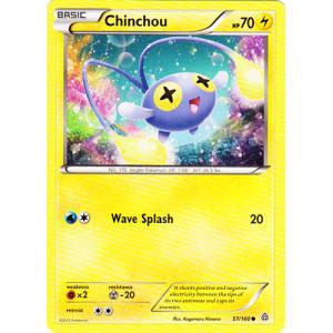 Chinchou - 57/160