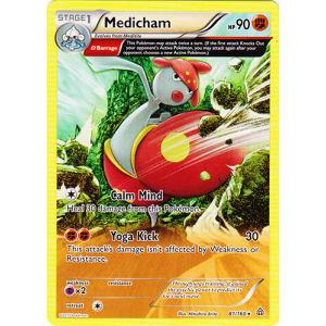 Medicham - 81/160