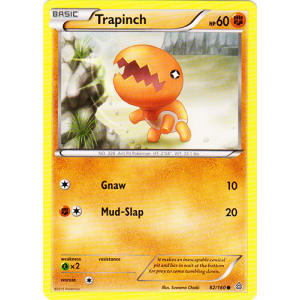 Trapinch - 82/160