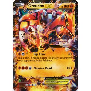 Groudon-EX - 85/160