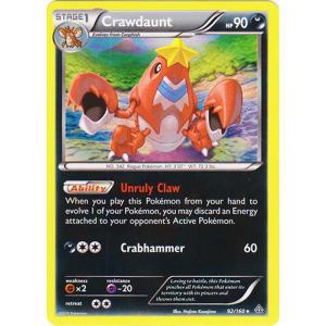 Crawdaunt - 92/160