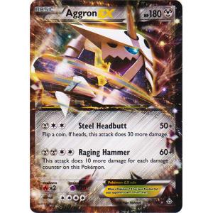 Aggron-EX - 93/160