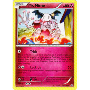Mr. Mime - 101/160