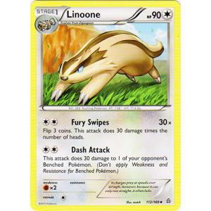 Linoone - 112/160