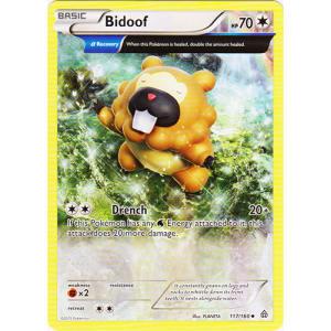 Bidoof - 117/160